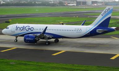 VT-ITE - IndiGo Airbus A320 NEO