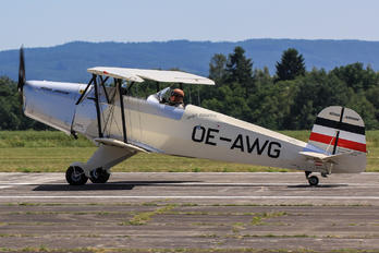 OE-AWG - Private Bücker Bü.131 Jungmann