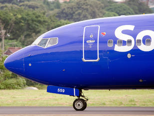 N559WN - Southwest Airlines Boeing 737-700