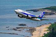 JA303K - ANA Wings Boeing 737-500 aircraft