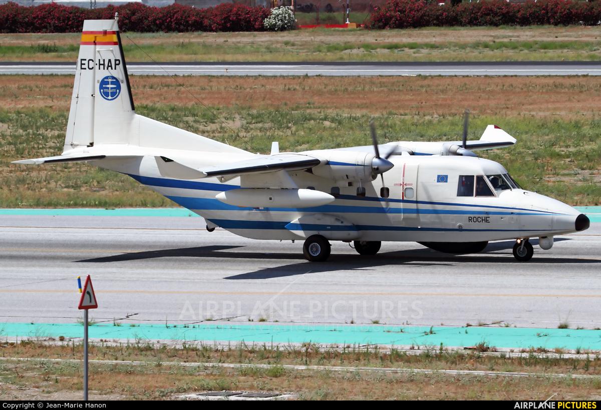 Spain - Government EC-HAP aircraft at Málaga