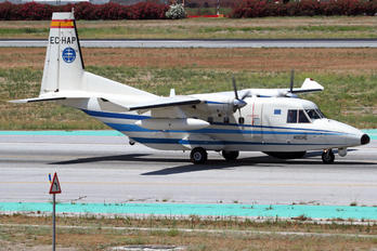 EC-HAP - Spain - Government Casa C-212 Aviocar