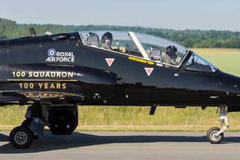 XX285 - Royal Air Force British Aerospace Hawk T.1/ 1A