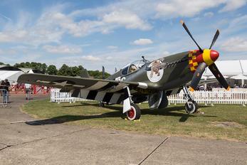 N515FB - Private North American P-51B Mustang