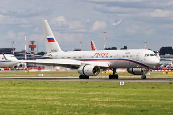 RA-64521 - Rossiya Tupolev Tu-214 (all models)