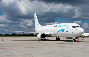 OE-IAJ - ASL Airlines Boeing 737-400SF