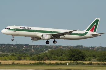I-BIXQ - Alitalia Airbus A321