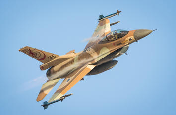 326 - Israel - Defence Force General Dynamics F-16C Barak