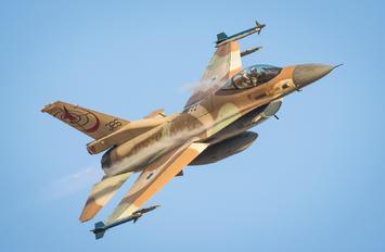 326 - Israel - Defence Force General Dynamics F-16C Barak