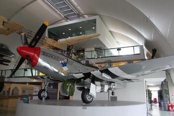 - - Royal Air Force North American P-51D Mustang