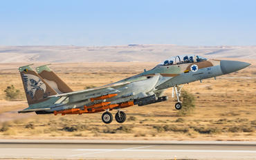 267 - Israel - Defence Force McDonnell Douglas F-15I Ra'am
