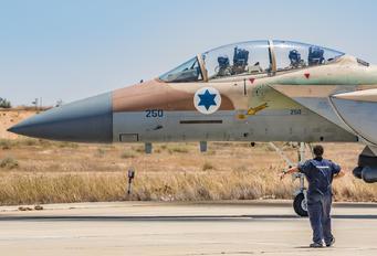 250 - Israel - Defence Force McDonnell Douglas F-15I Ra'am