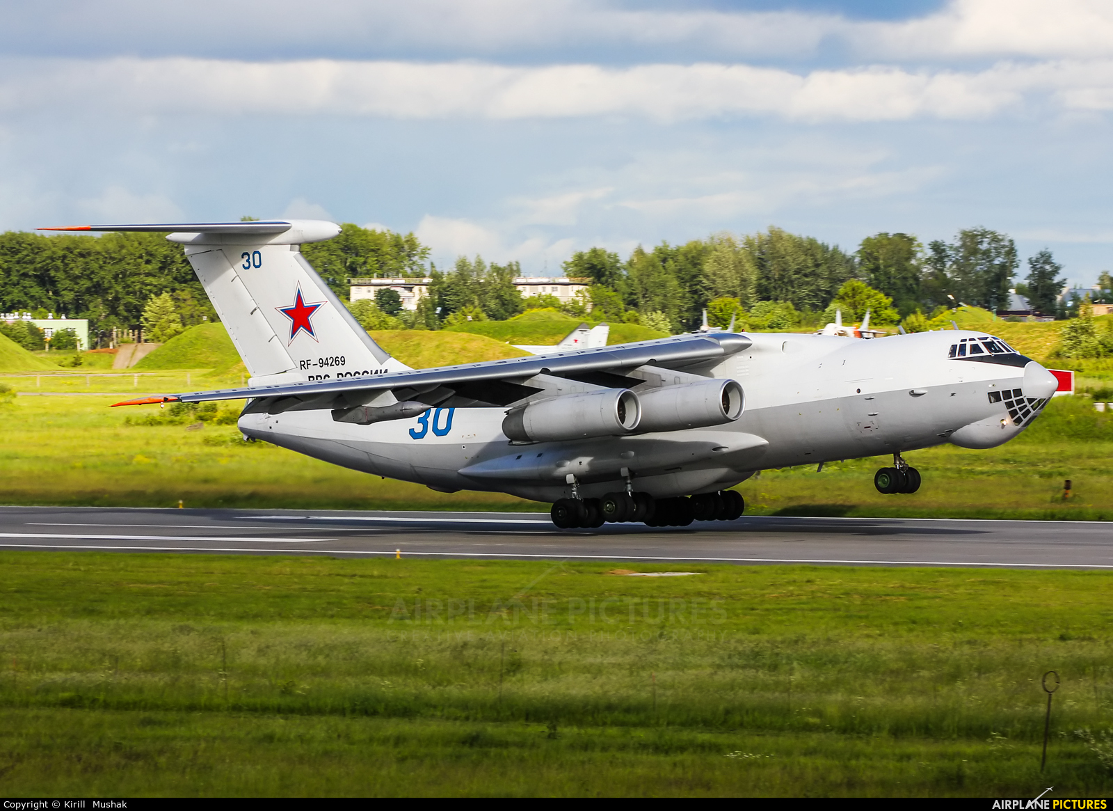Russia - Air Force RF-94269 aircraft at Undisclosed Location