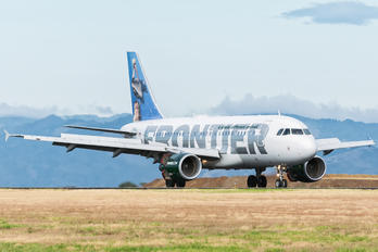 N948FR - Frontier Airlines Airbus A319