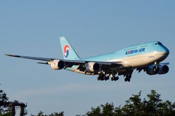 HL7630 - Korean Air Boeing 747-8