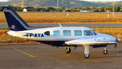PP-AYA - Private Piper PA-31 Navajo (all models)