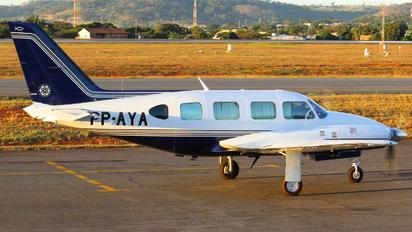 PP-AYA - Private Piper PA-31 Navajo (all models)
