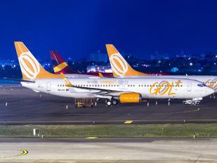 PR-GTC - GOL Transportes Aéreos  Boeing 737-800