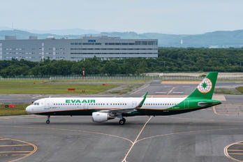 B-16227 - Eva Air Airbus A321
