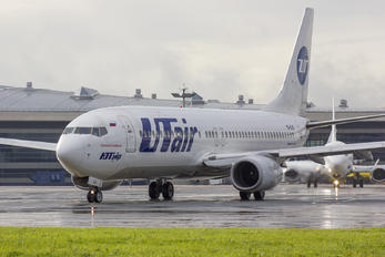 VQ-BJG - UTair Boeing 737-8AS