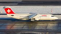 HB-IYR - Swiss British Aerospace BAe 146-300/Avro RJ100 aircraft