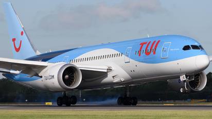 G-TUIE - TUI Airways Boeing 787-8 Dreamliner