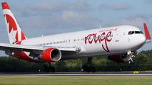C-GHPE - Air Canada Rouge Boeing 767-300 aircraft