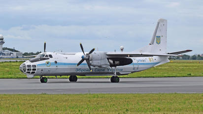 81 - Ukraine - Air Force Antonov An-30 (all models)