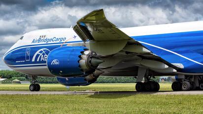 VQ-BRH - Air Bridge Cargo Boeing 747-8F