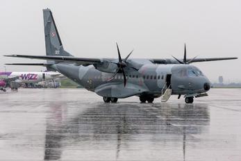 022 - Poland - Air Force Casa C-295M