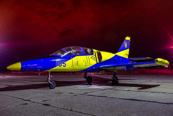 105 - Ukraine - Air Force Aero L-39C Albatros