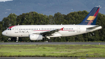 N478TA - TACA Airbus A319