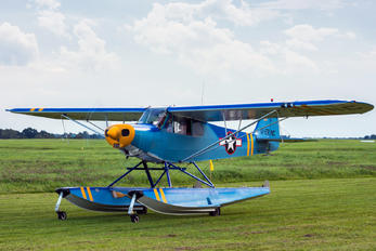 D-ERNC - Private Piper PA-18 Super Cub