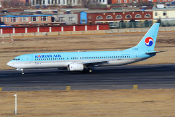 HL7599 - Korean Air Boeing 737-900