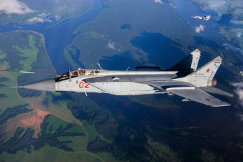 RF-92453 - Russia - Air Force Mikoyan-Gurevich MiG-31 (all models)