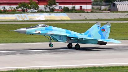 03 - Azerbaijan - Air Force Mikoyan-Gurevich MiG-29