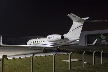 N818LF - Westfield Aviation Gulfstream Aerospace G-V, G-V-SP, G500, G550