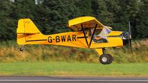 G-BWAR - Private Kitfox Mk3 aircraft