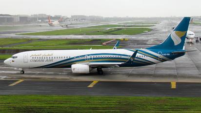 A4O-BK - Oman Air Boeing 737-900ER