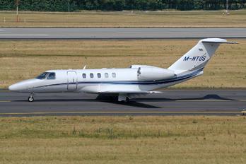 M-NTOS - Private Cessna 525C Citation CJ4