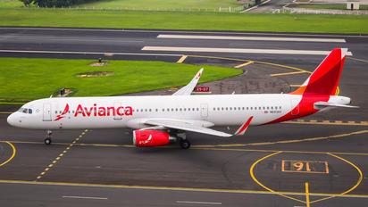 N693AV - Avianca Airbus A321