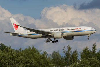 B-2091 - Air China Cargo Boeing 777F