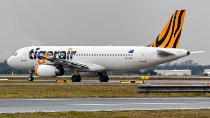 VH-VNH - Tiger Airways Airbus A320