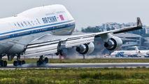 B-2447 - Air China Boeing 747-400 aircraft