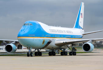 92-8000 - USA - Government Boeing VC-25A