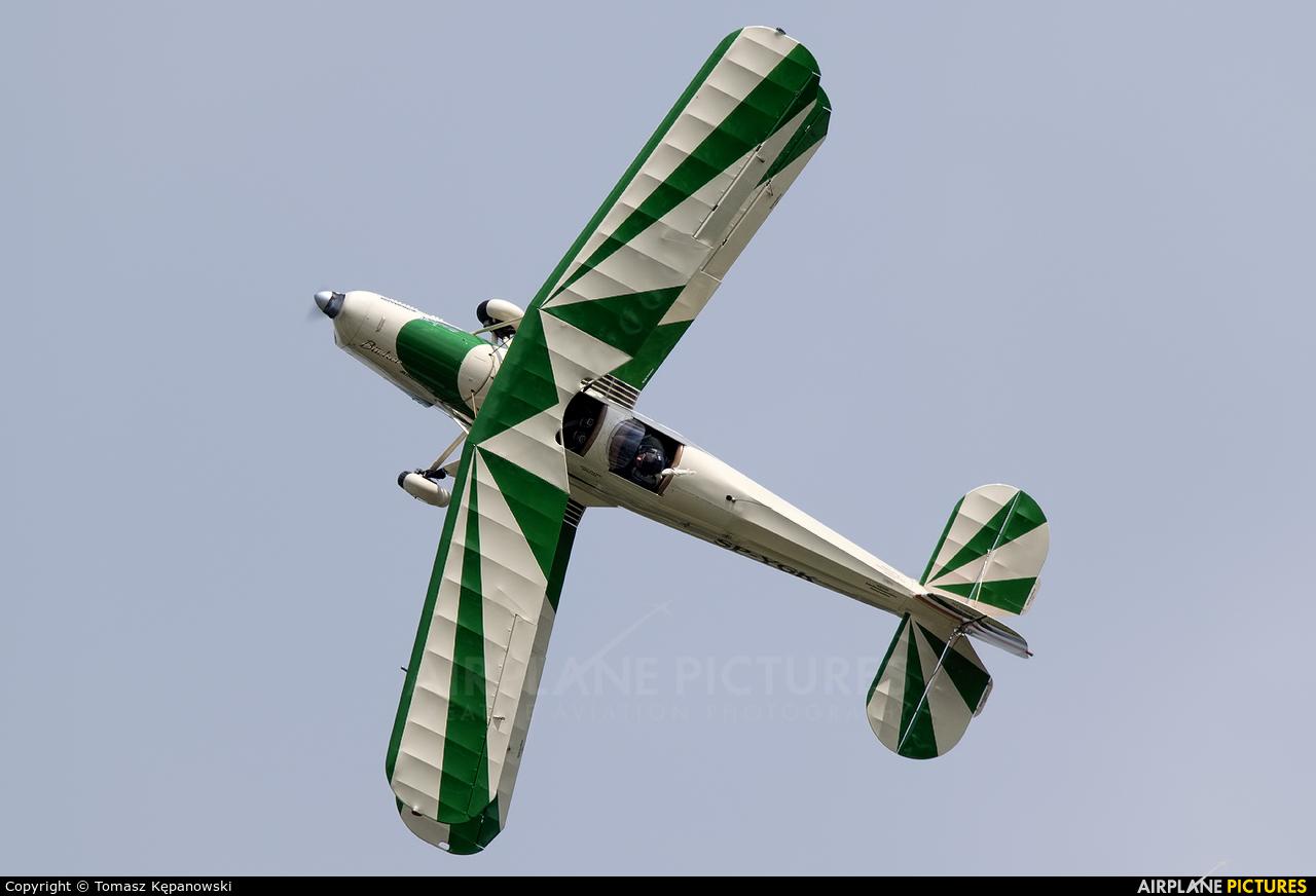 Private SP-YGK aircraft at Kraków, Rakowice Czyżyny - Museum of Polish Aviation