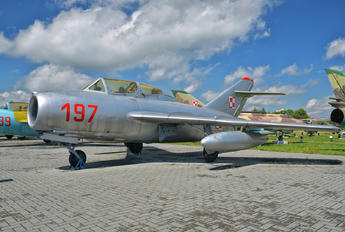 197 - Poland - Air Force PZL SBLim-2