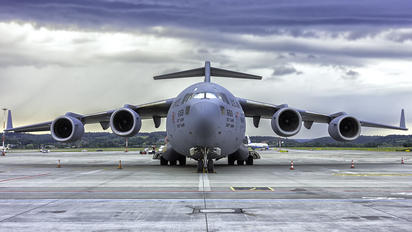 06-6159 - USA - Air Force Boeing C-17A Globemaster III