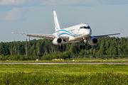 RA-89018 - Gazpromavia Sukhoi Superjet 100LR aircraft
