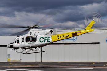 XA-EHB - Mexico - Government Bell 412EP